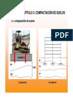11 cap 3 Compactación suelos. Suelos1 - 2017 [Modo de compatibilidad](1).pdf