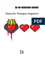 Tatuajes de un mexicano herido ALEJANDRO PANIAGUA ANGUIANO