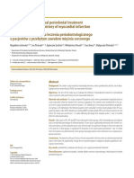 Evaluaion on Nspt in Myocardial