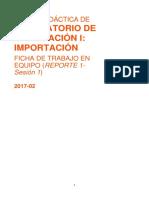 Ficha Técnica de Importación