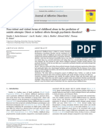 Non-Violent and Violent Forms of Childhood Abuse in the Prediction of Suicide Attempts - Direct or Indirect Effects Through Psychiatric Disorders 2017