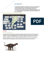 Dinosaur Ios