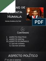 Gobierno de Ollanta Humala