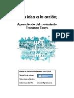 De la idea a la acción - Aprendiendo del Movimiento Transition Towns - Juan Del Río