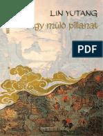 Lin Yutang - Egy mulo pillanat