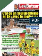 LE BUTEUR PDF du 02/10/2010