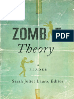 Zombie Theory-A Reader (Sarah Juliet Lauro Ed, 2017)