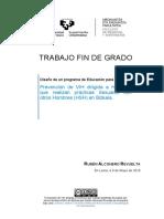 TFG. Prevencion de VIH en HSH. Subir ADDI