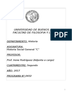 HSG C - Rodríguez