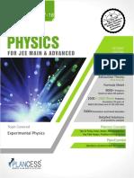 12P 27 Experimental Physics