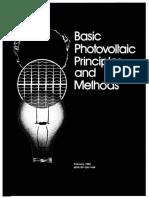 1982 - NREL Basic PV principles and methods.pdf