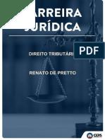 Direito tributario