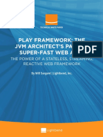 White Paper Play Framework Jvm Architects Path to Super Fast Web Apps 2