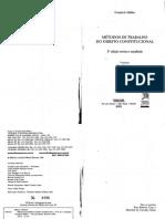 Livro Friedrich Müller - Métodos de Trabalho do Direito Constitucional (2005).pdf