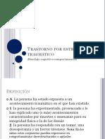 8- Trastorno por estrés post-traumático Mariel(2).ppt