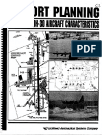 Lockheed C-130h-H-30 Airplane Characteristics for Airport Planning