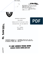 Setback And Spin For Artillery, Mortar, Recoilless Rifle, And Tank Ammunition By Leo D. Heppner