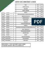 Filtros de Carros 2 35-3