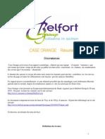 Case Orange Francais