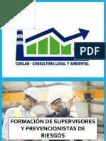 Perfil Supervisores de Sst