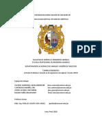 Estudio Preliminar de Una Planta de Biodiesel