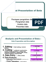 Chapter 10 Data Preparation and Analysis