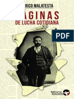 Malatesta Errico - Paginas De Lucha Cotidiana.pdf