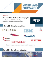 The Java EE 7 - Platform Developing for the Cloud_2011-10-10