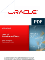 Java EE 7 - Overview and Status_2012-12-09