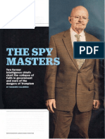 The Spy Masters