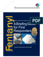 Fentanyl Briefing Guide for First Responders -- June2 017