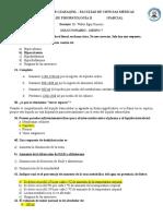 Solucionario I Parcial - Grupo 7