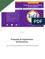 Programa de Seguimiento de Prematuros