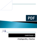 Cap 1 Criptografia