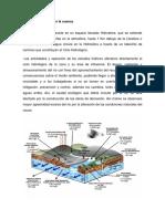 El Ciclo Hidrológico en La Cuenca