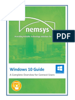 Windows 10 Guide