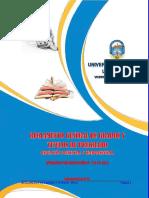 Reglamento General de Grados y Títulos de Pregrado - Universidad Peruana Los Andes