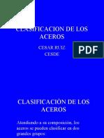 CAPITULO X CLASIFICACIÒN DE LOS ACEROS (1).ppt