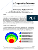 Introduction to Environmental Monitoring Programs