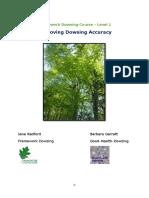 Improving Dowsing Accuracy E BOOK