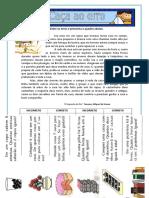 Caca Ao Erro Compreensao de Texto Correcao de Erros Ficha de Tr 15887
