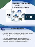 teknologi dan media