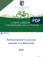 Comité Ambiental Universitario