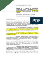 2009 Chile Informe Comision Senado Reconocimiento Indigena