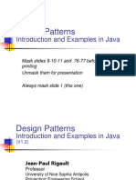 Design Patterns Introduction and Examples in C++
