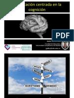 Planificacion Centrada en La Cognicion Javier Garcia Alba