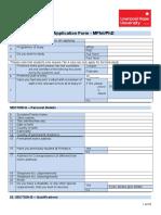 2014 Aug Full Mphil Phd Application Form