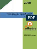 Finanças Bacen e Stn - Aula 08