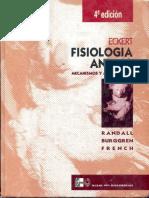 Fisiología animal.- Eckert 4° Ed