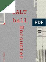 Salt hall Encounter (fiction)
